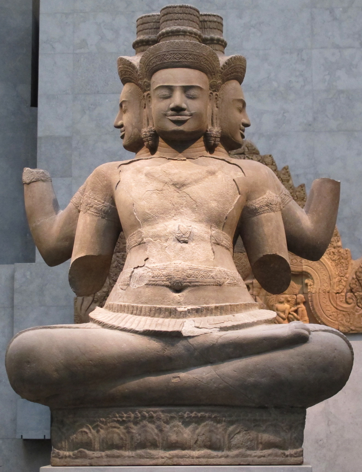 picture of brahma
